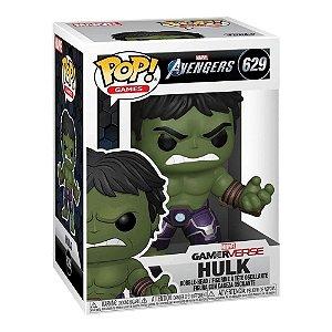 Funko Pop! Marvel: Game Avengers - Hulk