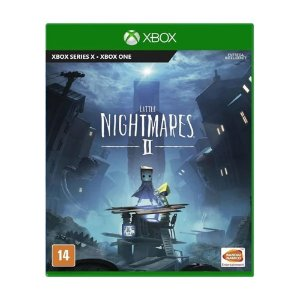 Little Nightmares II - Xbox One - Xbox Série X