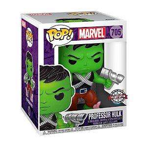 Funko Pop! Marvel Professor Hulk Edição Especial