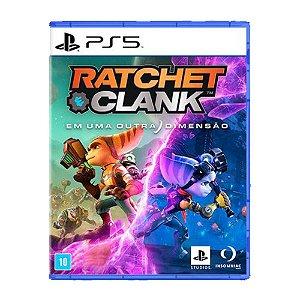Ratchet & Clank Em Uma Outra Dimensão - PS5