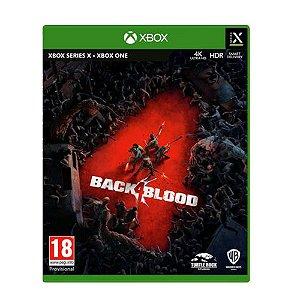 Back 4 Blood - Xbox One-Xbox Série X - Pré Venda-12/10/21