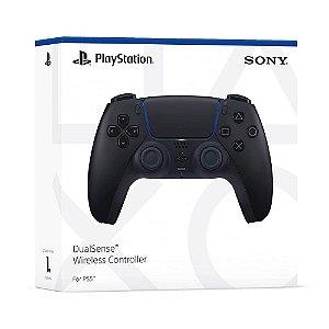 Controle Sem Fio DualSense - Midnigth Black - PS5