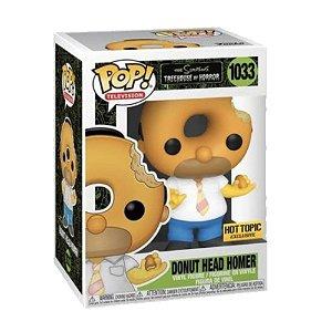 Funko Pop! Television - Simpsons Treehouse of Horror - Homer Donut Head