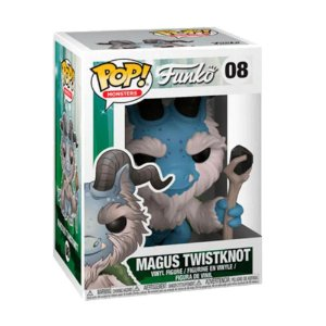 Funko Pop! Monsters - Magnus Twistknot