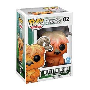 Funko Pop! Monsters - Butterhorn