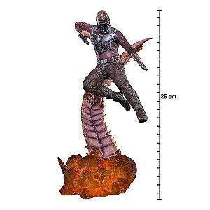 Action Figure - Senhor das Estrelas (Star-Lord) - Guardiões da Galáxia Vol.2 - Art Scale 1/10 - Iron Studios
