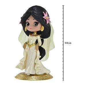 Action Figure - Disney - Q Posket - Princesa Jasmine (Alladin) - Dreamy Style Special Collection - Banpresto