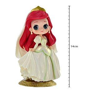 Action Figure - Disney - Q Posket - Princesa Ariel - Dreamy Style Special Collection  - Banpresto