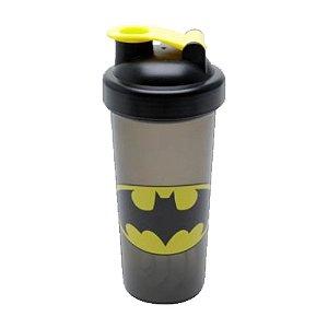 Garrafa Shake Batman Logo  - DC Comics