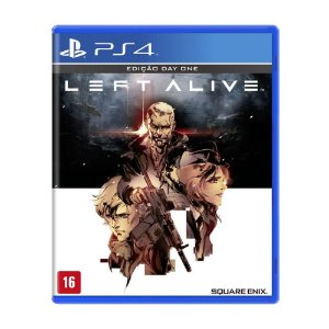 Left Alive - PS4