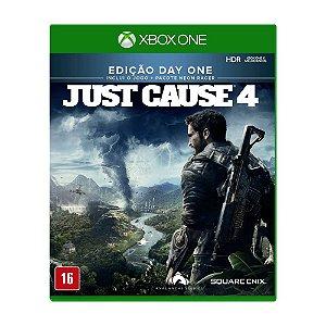 Just Cause 4 Edição Day One - Xbox One