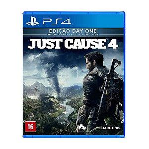 Just Cause 4 Edição Day One - PS4