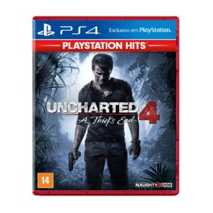Uncharted 4: A Thief s End Hits - PS4