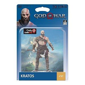 Estátua Totaku: God Of War - Kratos