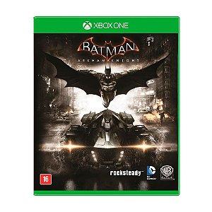 Batman: Arkham Knight BR - Xbox One