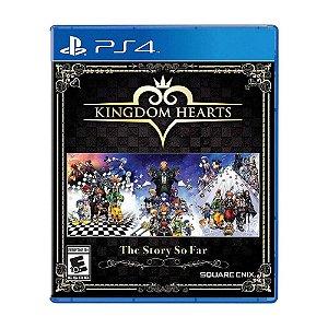Kingdom Hearts: The Story So Far - PS4