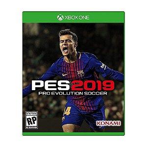Pro Evolution Soccer 2019 - Xbox One