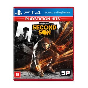 Infamous Second Son Hits - PS4