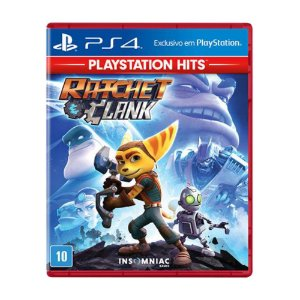 Ratchet And Clank Hits - PS4