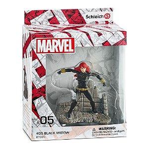 Estatueta Viuvá Negra (Black_Widow) - Marvel - Schleich