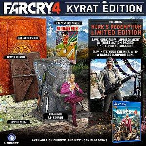 Far Cry 4 The Kyrat Edition - PS4