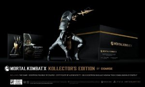 Mortal Kombat X Kollector s Edition by Coarse - PS4