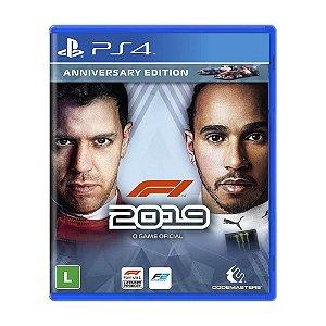 F1 2019 Anniversary Edition - PS4