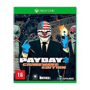 PayDay 2: Crimewave Edition - Xbox One