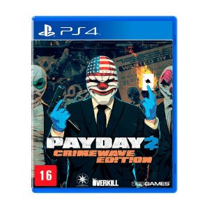 PayDay 2: Crimewave Edition - PS4