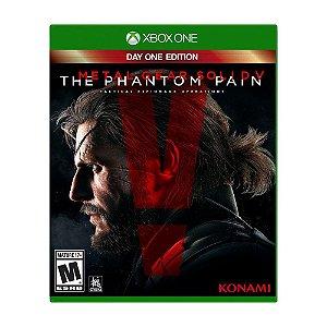 Metal Gear Solid V: Phantom Pain - Day One Ed. - Xbox One