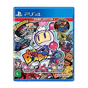 Super Bomberman R - PS4