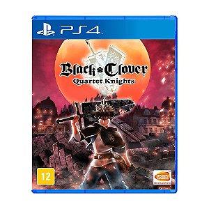 Black Clover: Quartet Knigts - PS4
