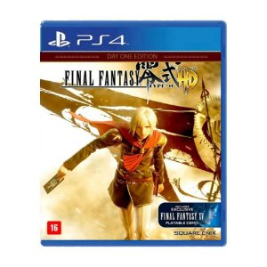 Final Fantasy Type-0 HD - PS4