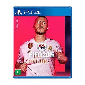 FIFA 20 Ed. Vanila BR - PS4
