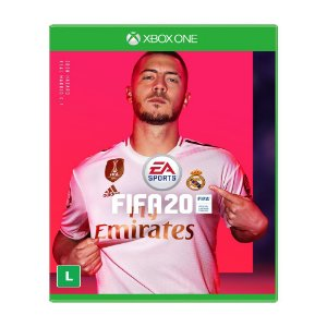 FIFA 20 Ed. Vanila BR - Xbox One