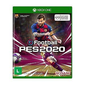 PES 2020 Pro Evolution Soccer - Xbox One