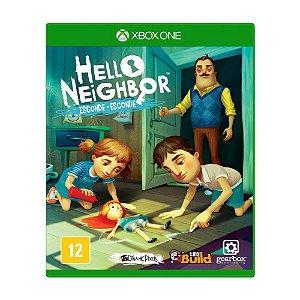 Hello Neighbor Esconde Esconde - Xbox One