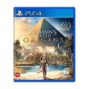 Assassin s Creed Origins - PS4
