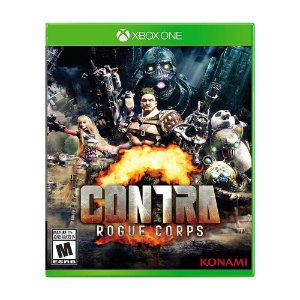 Contra Rogue Corps - Xbox One