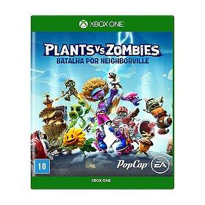 Plants vs Zombies Batalha por Neighborville - XboxOne