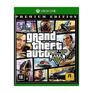 Grand Theft Auto V Premium Edition - Xbox One