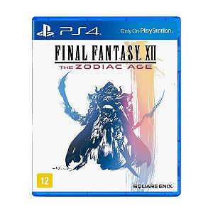 Final Fantasy XII The Zodiac Age - PS4