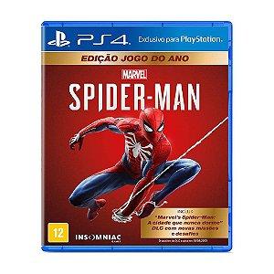 Marvel's Spider-Man Goty Edition - PS4