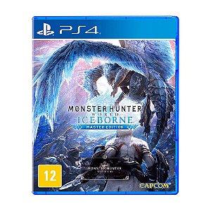 Monster Hunter: World IceBorne - PS4