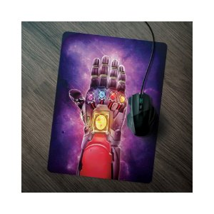 Mouse Pad - Iron Gauntlet - Marvel