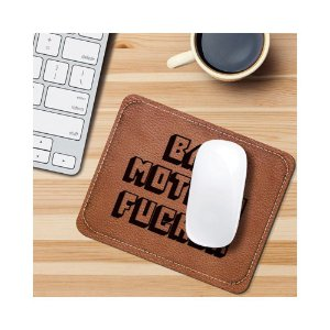 Mouse Pad - Bad Mother Fucker - Game