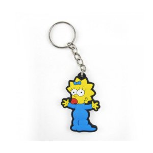 Chaveiro Cute Maguie - The Simpsons