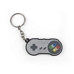 Chaveiro Cute Controle Super Nintendo - Game
