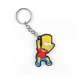 Chaveiro Cute Bart - The Simpsons