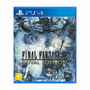 Final Fantasy Royal Edition - PS4